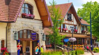 Американските градове, които досущ приличат на места от Европа
