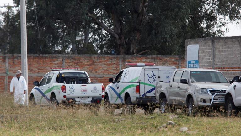 Десетки убити и ранени при стрелба в Мексико