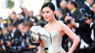 Какво стана с арестуваната китайска звезда