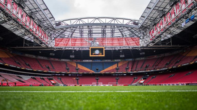 """""""Йохан Кройф Арена"""" ще бъде пълен на 25 процента за Евро 2020"""