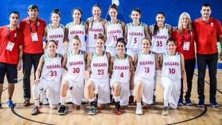 Младите баскетболистки са на 30-то място в Европа
