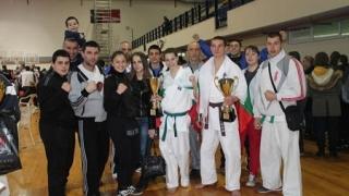 Десет златни медала за България от Европейското по карате