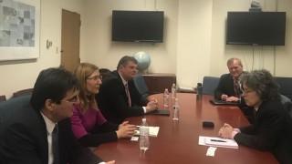 Имаме потенциал да станем СПА център в Европа, промотира Ангелкова в САЩ