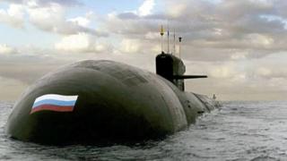 """Атомната подводница """"Кузбас"""" се връща на служба"""