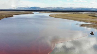 Путин обяви извънредно положение след разлив на петрол в Арктическия кръг