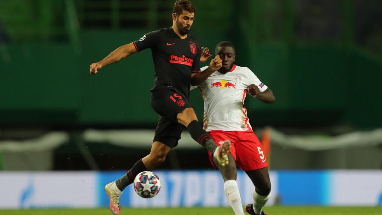 РазенБалшпорт (Лайпциг) пише история в Шампионската лига.
