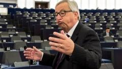 """Европарламентът става за смях, атакува Юнкер при """"престрелка"""" с шефа на ЕП"""