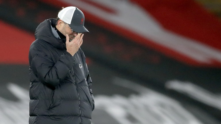 Ливърпул без петима срещу Манчестър Юнайтед