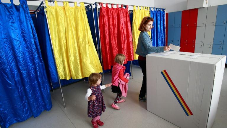 Ниска активност на референдума за семейството в Румъния
