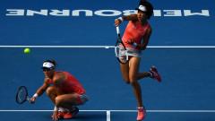Саманта Стосър и Джън Шуей спечелиха дамските двойки на Australian Open 2019