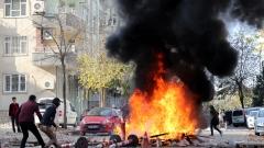 """Ердоган се зарече да """"унищожи"""" кюрдските екстремисти, 25 убити за два дни"""