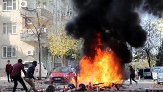 Поредни сблъсъци между полиция и кюрди в Турция