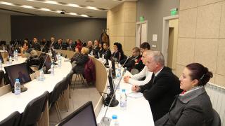 Синдикатът на охранителите стана част от КНСБ