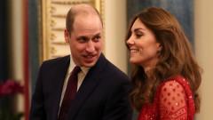 Уилям и Кейт сияят без Хари и Меган