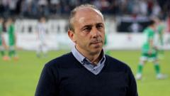 Новият отбор на Илиан Илиев наниза 6 гола в контрола