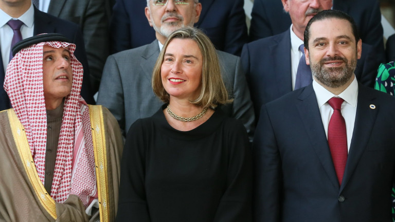 ЕС и Могерини подкрепят иранската ядрена сделка каквато е