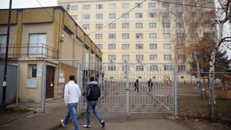 На този етап няма установени бежанци на територията на България,