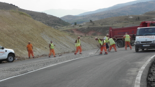 830 хил. лв. са за ремонт на пътища в Благоевградска област