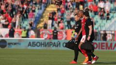 От ЦСКА обявиха кога Фернандо Каранга ще е готов за игра