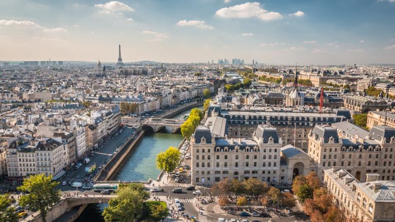 Със сигурност хората, които се преместват да живеят в Париж,