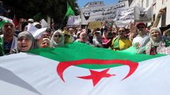 Хиляди протестиращи настояват за радикална промяна в Алжир