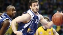 Български баскетболист влезе в историята