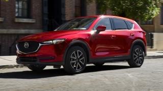 Вижте новата Mazda CX-5 (ВИДЕО)