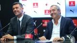 Марко Джампаоло: Искам Милан да има стил, който лесно да се разпознава
