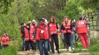 Реакция при земетресение тренираха край софийското село Лозен