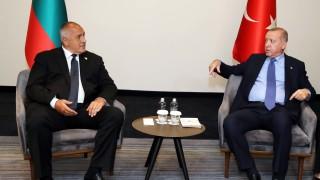 Рискови били срещите на четири очи между Борисов и Ердоган