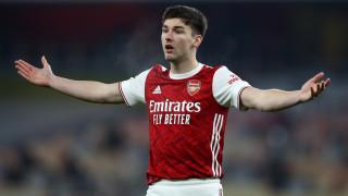 Киърън Тиърни подписа нов договор с Арсенал