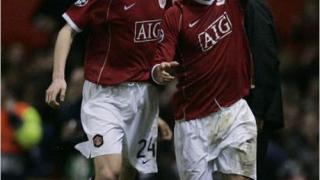 Кристиано Роналдо преподписа с Юнайтед
