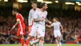 Испания победи Уелс с 4:1 в контрола