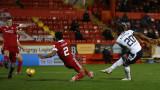 Рейнджърс взе гостуването си на Абърдийн след два гола на Алфредо Морелос