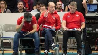 Силвано Пранди:  Задачата ми е да класирам националния отбор на Олимпиадата