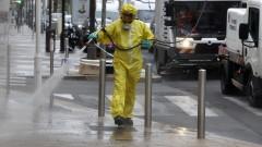 Коронавирус: Болниците в Париж ще са запълнени до 48 часа