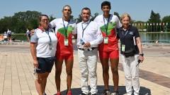 С четвърто и седмо място за България завърши Световното първенство по гребане в Пловдив