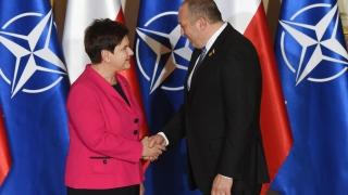 НАТО обеща подкрепа на Грузия за системите й за ПВО