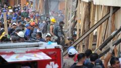 Ново земетресение с магнитуд 5,9 удари западното крайбрежие на Мексико