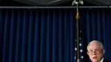 Тръмп готви поредна рокада – сменя правосъдния министър?