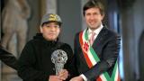 Марадона: От кварталното кафене - в Залата на славата на Италия