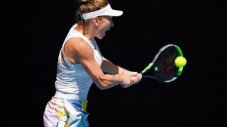 Симона Халеп беше хладнокръвна в сюблимните моменти и вече е в Топ 8 на Australian Open