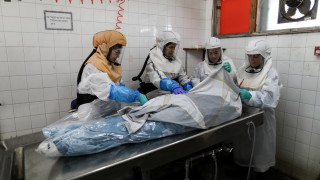 70 000 починали от коронавирус във Франция