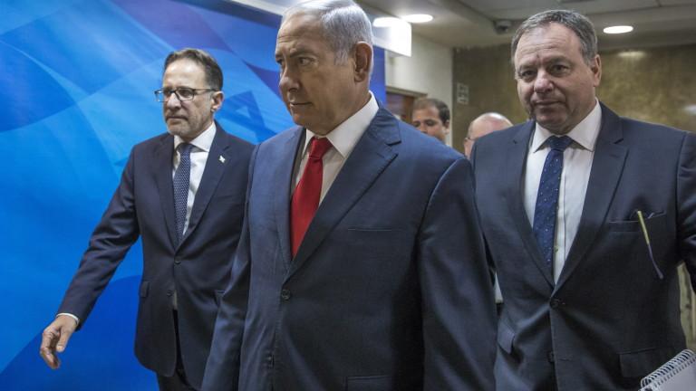 За единадесети път израелската полиция разпитва премиера на страната Бенямин