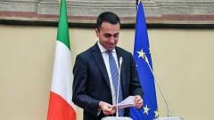 """Движение """"5 звезди"""" зове за предсрочни избори в Италия"""