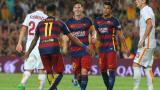 Барселона с чиста печалба в размер на 20 млн. евро