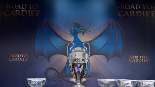 Вижте ранглистата на УЕФА след последните срещи