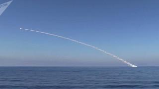 "Руска подводница атакува терористите от ""Ал Нусра"" с крилати ракети"