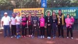 Левски e шампион на Държавното отборно първенство по тенис за жени