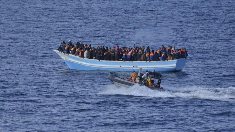 Няколко души загинаха във водите край гръцкия остров Лесбос при